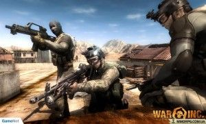 Скачать War Inc Battle Zone