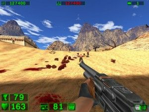 Скачать Serious Sam The First Encounter торрент