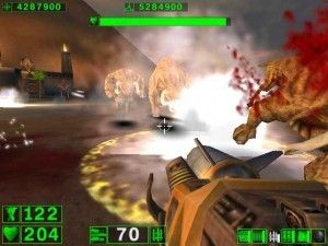 Скачать игру Serious Sam The First Encounter